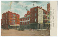 Offices, paint factory and warehouse of Samuel H. French & Co.