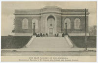 The Free Library of Philadelphia, Haddington Branch, S.W. corner 65th and Girard Avenue.