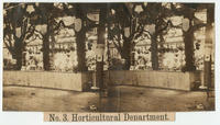 Horticultural Department.