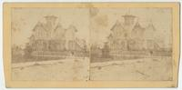 [Charles Taylor residence, northwest corner of Chestnut Hill and Norwood Avenues, Chestnut Hill, Philadelphia]