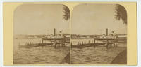 [Steamboat Thomas A. Morgan, Delaware River, near Philadelphia]