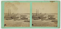 Steamboat A. Johnson, [St. Louis Keokuk Packet Co.]