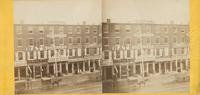 [Market Street, showing businesses on the south side between 11th and 12th Streets, Philadelphia]