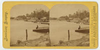 [Boathouse Row,] Fairmount, Philadelphia.