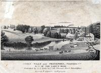 Comly Ville near Frankford - Philadelphia Co. [graphic] / Kennedy & Lucas's Lithography.
