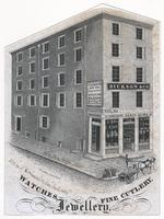 [Dickson & Co., watches, fine cutlery, jewellery, no. 14 North Fifth Street, Philadelphia] [graphic].