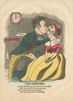 Late Courtship.