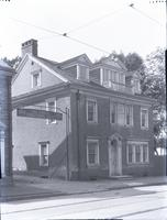 5434 Germantown Ave., home of Jno. Ashmead, father of Capt.. Albert Ashmead. [graphic].