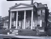 Loudoun, 4650 Germantown Ave., built by Thos. Armat. occupied in 1920 by Mr. Albanus Chas. Logan & Miss Maria D. Logan. [graphic].