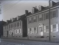 4825 Germantown Ave., home of Christian Ottinger, a soldier of the Pennsylvania Line in the Revolutionary War. [graphic].