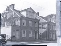 5430 Germantown Ave. Home of Captain Albert Ashmead of the American Army. [graphic].